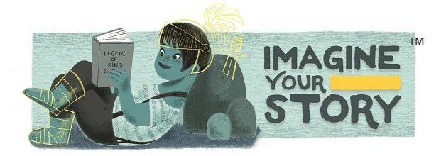 Imagine Your Story Logo Image